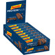 PowerBar Protein Plus 30% Urheiluravinto Chocolate 15 x 55g